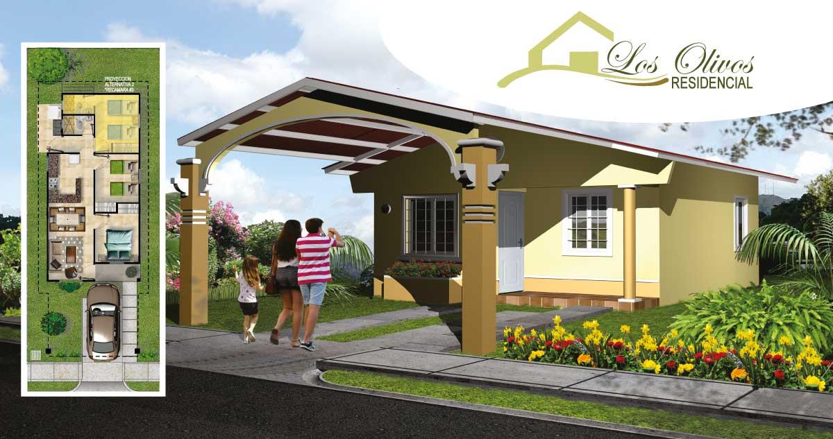 Residencial-Los-Olivos-Consorcios-de-Vivienda,-La-Chorrera